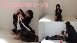 Kanon Sugawara / Ibarako - Spy Lady Bound and Gagged - Full Movie