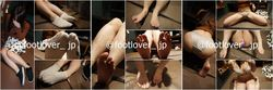 [Image + video] dirty socks of a 26-year-old office worker at the end of work! Bare feet! D cup boobs! M-shaped panchira!