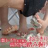 夏目漱石蕾拉女王和隆泽小夜饭团的脚鞋底由 M 男人跺脚一把