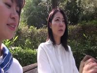 生撮レズビアン温泉旅行08