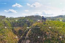 空撮/やんばるの山々 Y3465