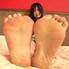 【CF】【リマスター版】足裏を見せる女 #004