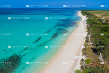 Sky imaging and Miyako Island / yonabaru Beach M3346