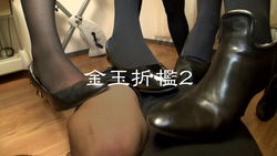 PTM-007 Maid Idol Female College Student 4-Piece Gold Ball Cage 2