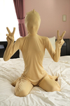 Zentai Masturbation 14 Innocent Karen