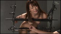 【グローリークエスト】鉄拘束アナル拷問 #013