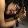 【グローリークエスト】鉄拘束アナル拷問 #004