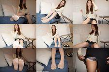 Street legs  socks snaps Photobook & Video Manami