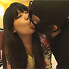 """[Pregnancy obscenity and kiss] """"after"""" sex 4. Kimo is pregnant Kiss copulation with me [nd-013]"""