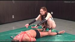 【MistressLand】脚線美OLに支配されていく足フェチマゾ男 #010