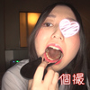 [Individual] shooting cosplayers face like a French doll self-check mirror in the mouth Sakura