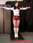 Crucified woman Ranger