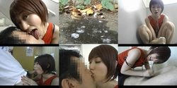 [Digest] Perverted Slut Mizuki's Buttobi Outdoor Pervert Play