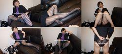 Street legs&socks snaps Photobook + Video Kai